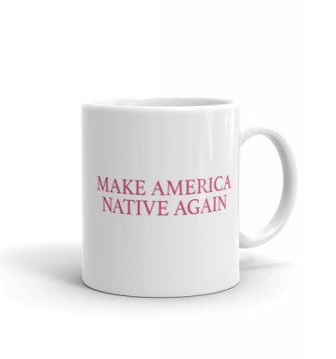 M.A.N.A. Mug